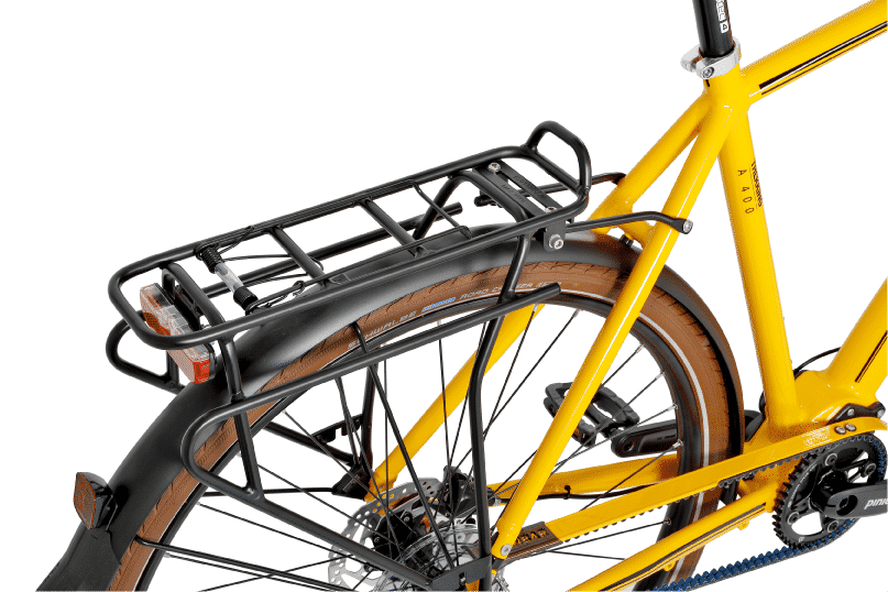 vélo citadin vélo de ville porte-bagages
