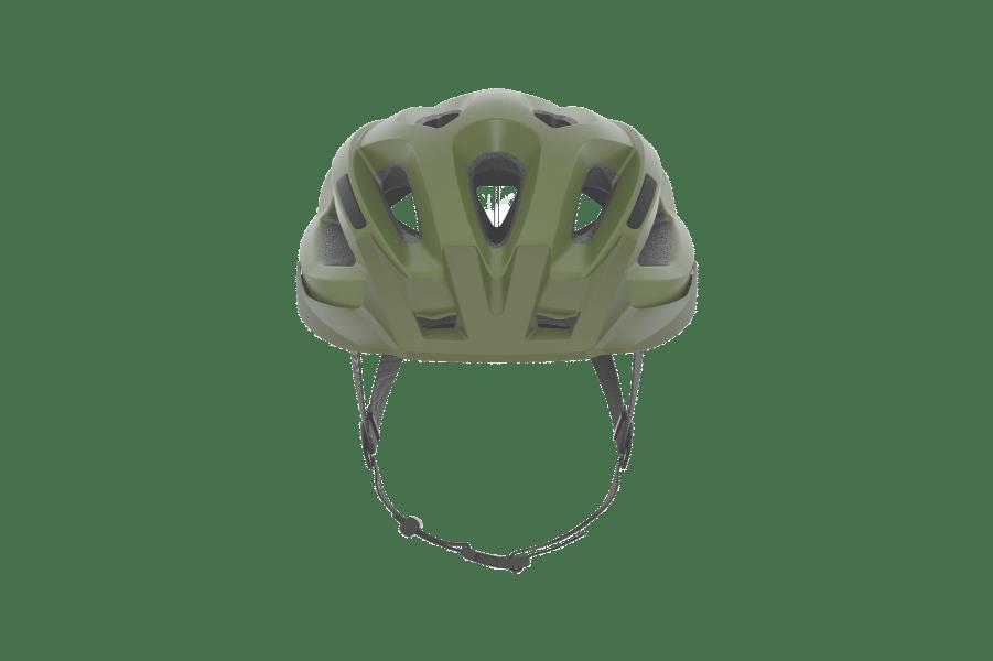 casque de vélo tout terrain abus