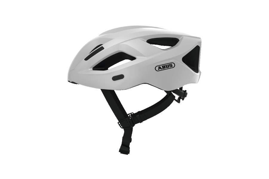 casque vélo tout terrain blanc