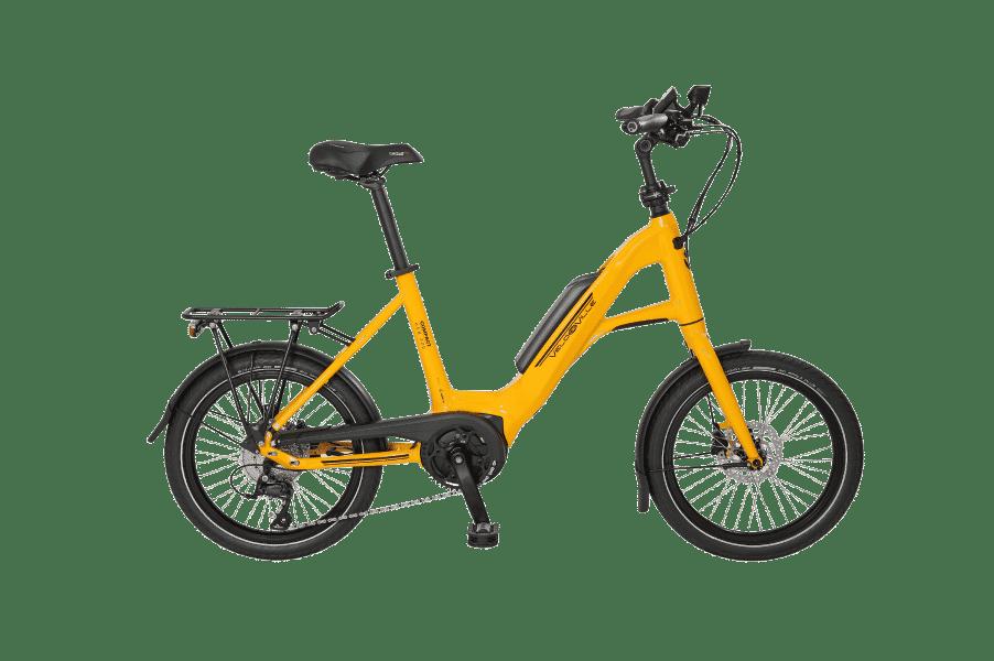 Vélo à assistance électrique petit format