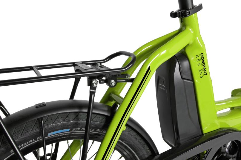 vélo électrique pliant batterie