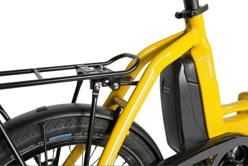 Vélo électrique pliable batterie