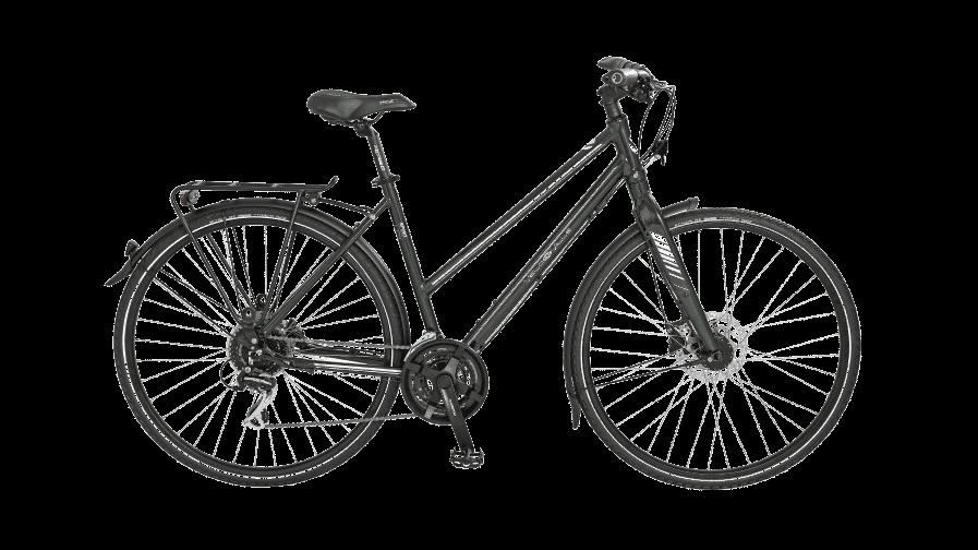 Vélo familial de ville