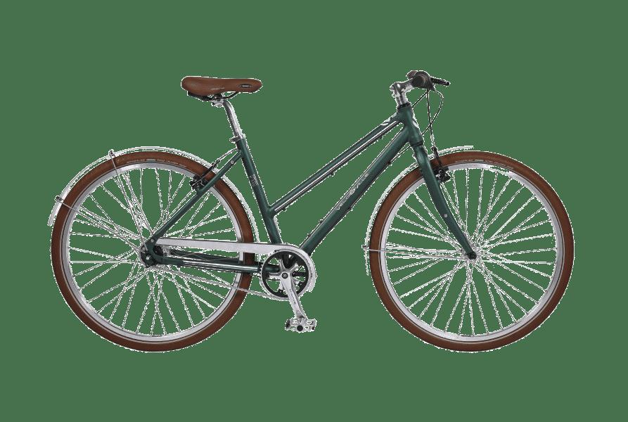 vélo vintage urbain