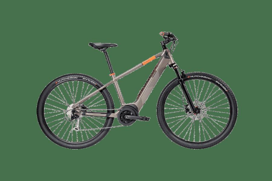 Vélo VTC électrique