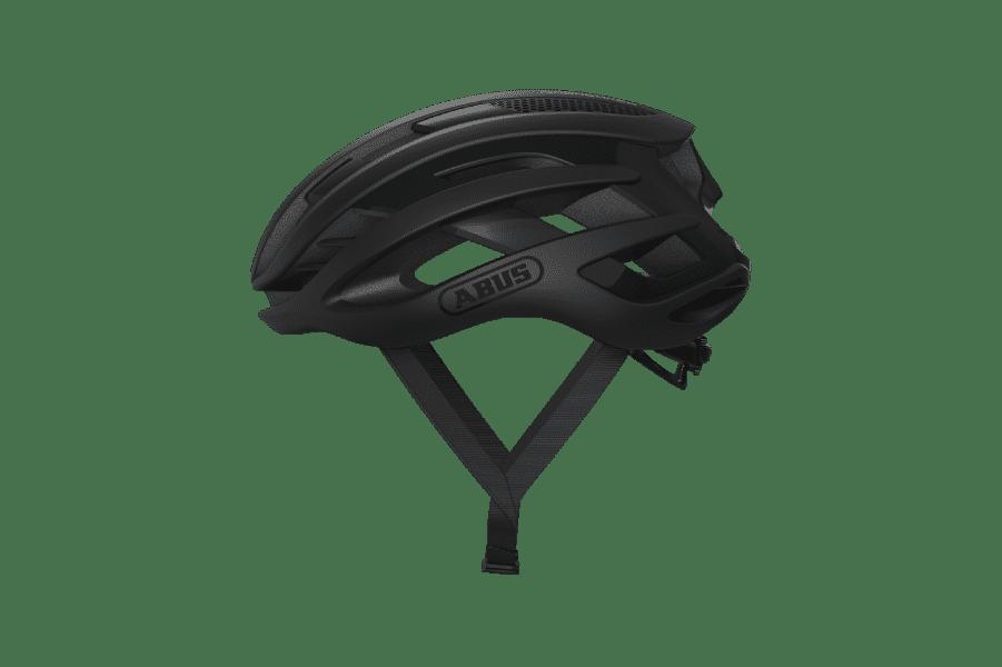 casque vélo route noir