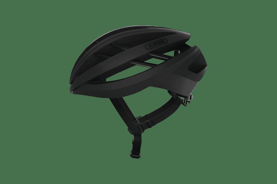 casque de vélo route noir