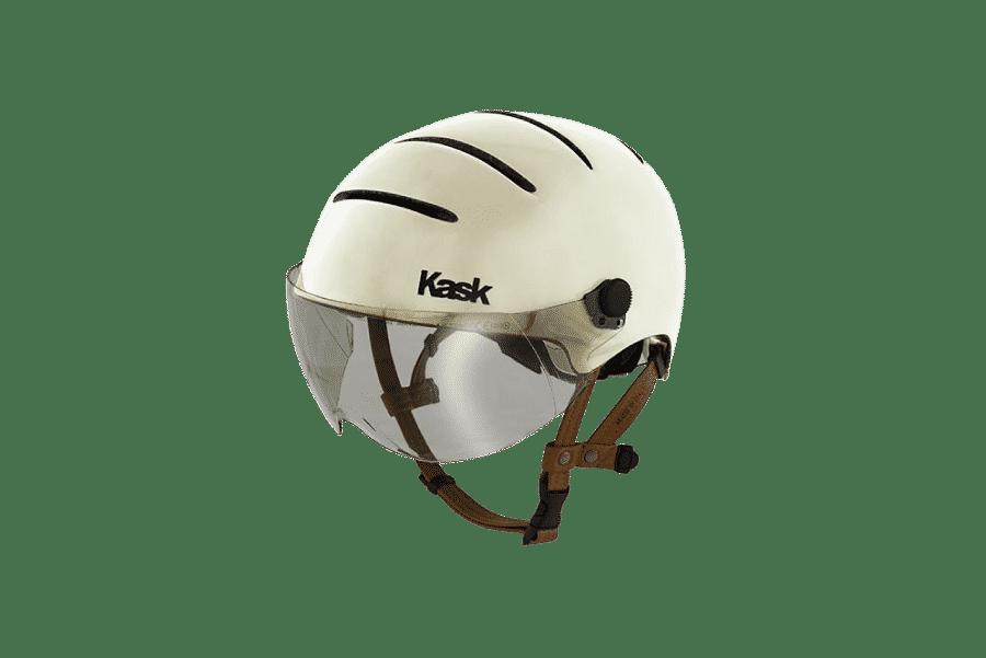 casque de vélo design champagne