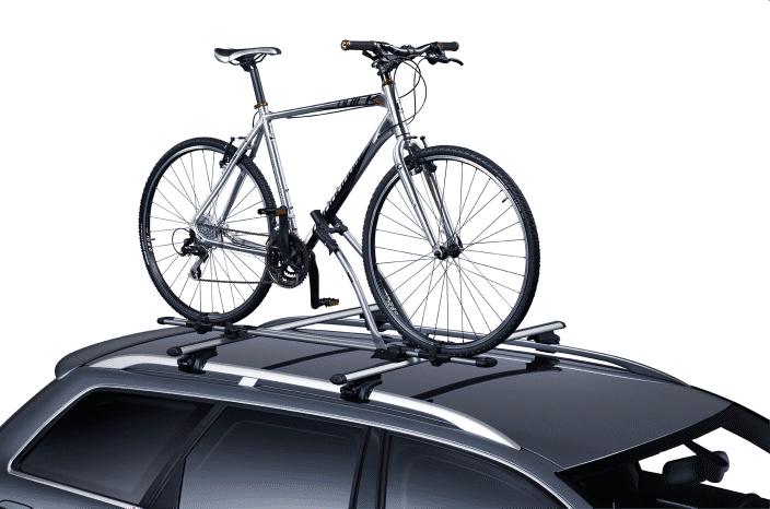 Porte-vélos de toit exemple