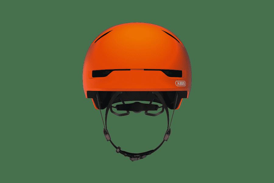 casque Abus vue de face