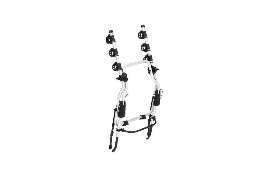 Porte-vélos coffre thule accessible