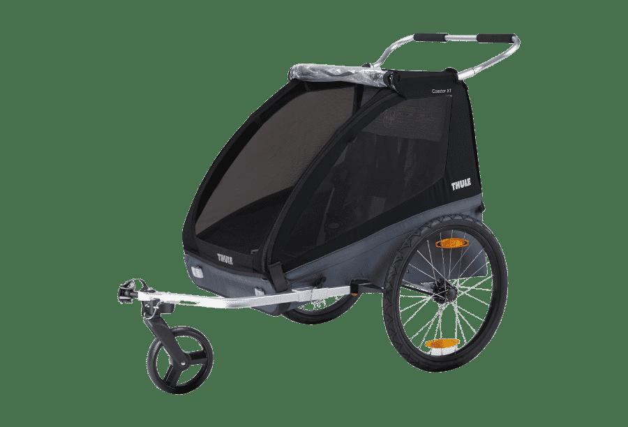 remorque vélo enfant thule