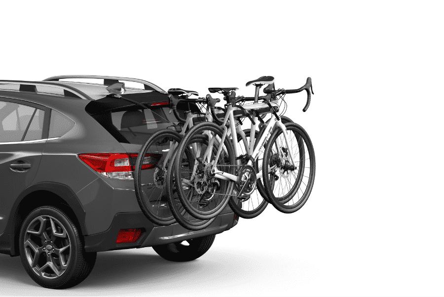 Porte-vélos de coffre Thule