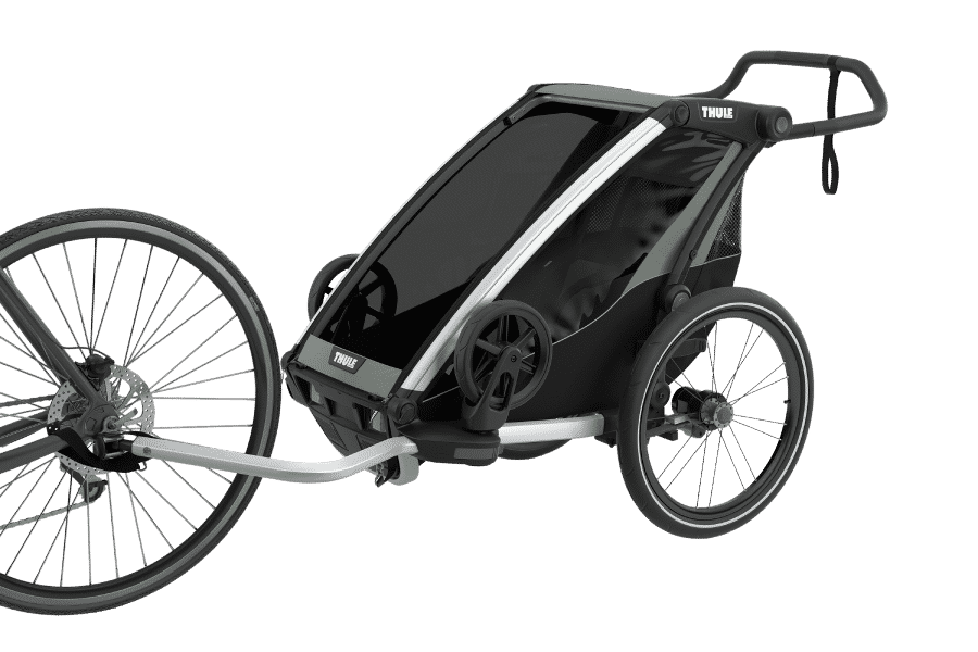 remorque multisport enfant thule chariot lite