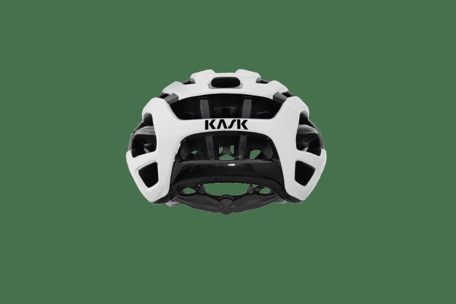 casque de vélo performant vue arrière