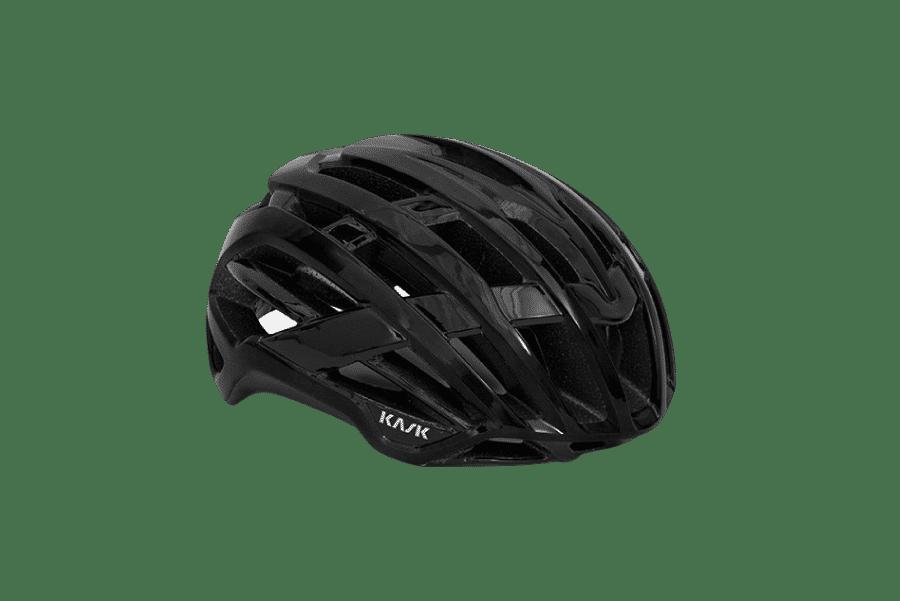 casque de vélo performant noir