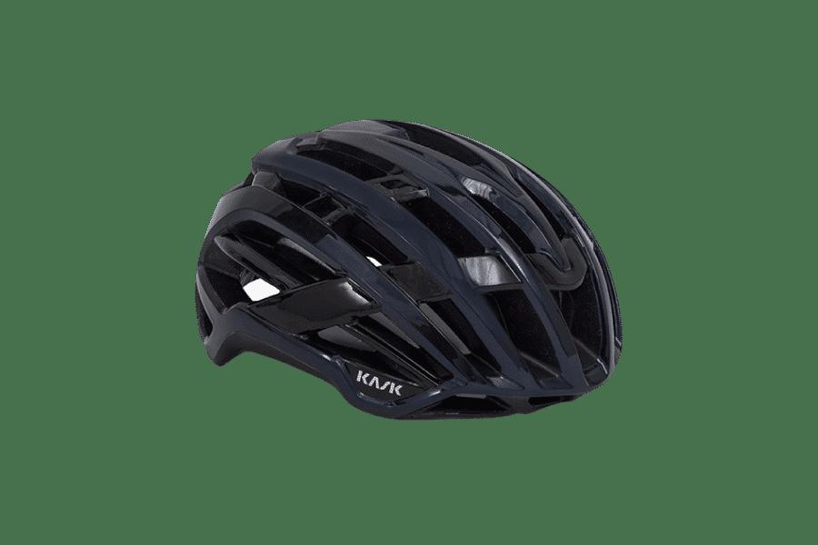 casque de vélo performant bleu foncé